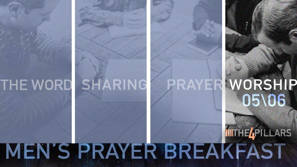 Quarterly Men's Prayer Breakfast