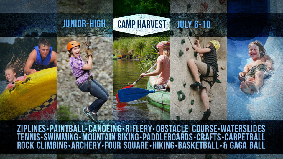 Camp Harvest | Junior High