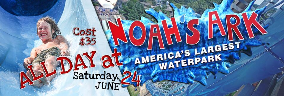 HSM: Noah's Ark Waterpark