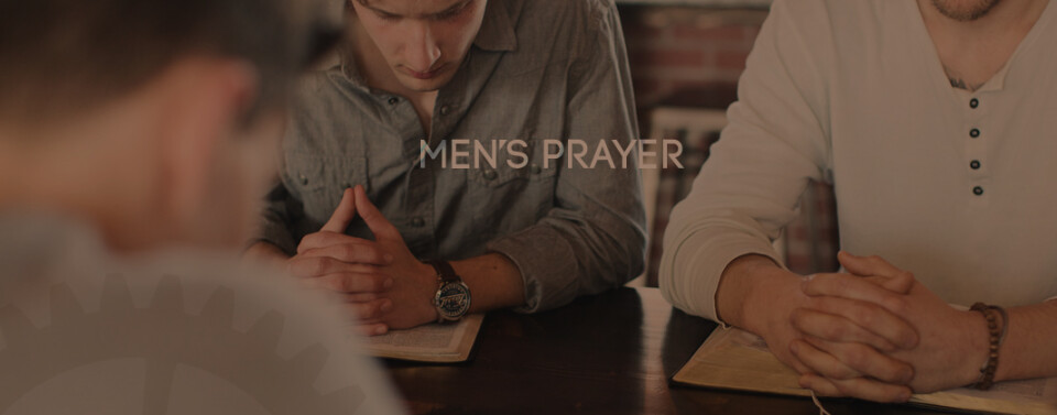 Men's Prayer