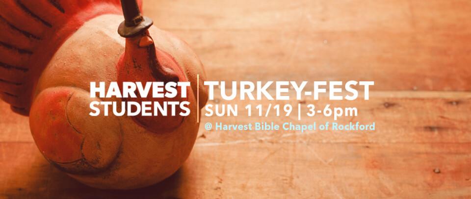 Turkey-fest | Student Ministry