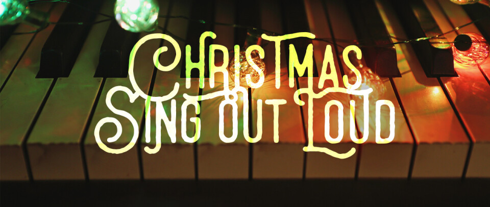 A Christmas Sing Out Loud