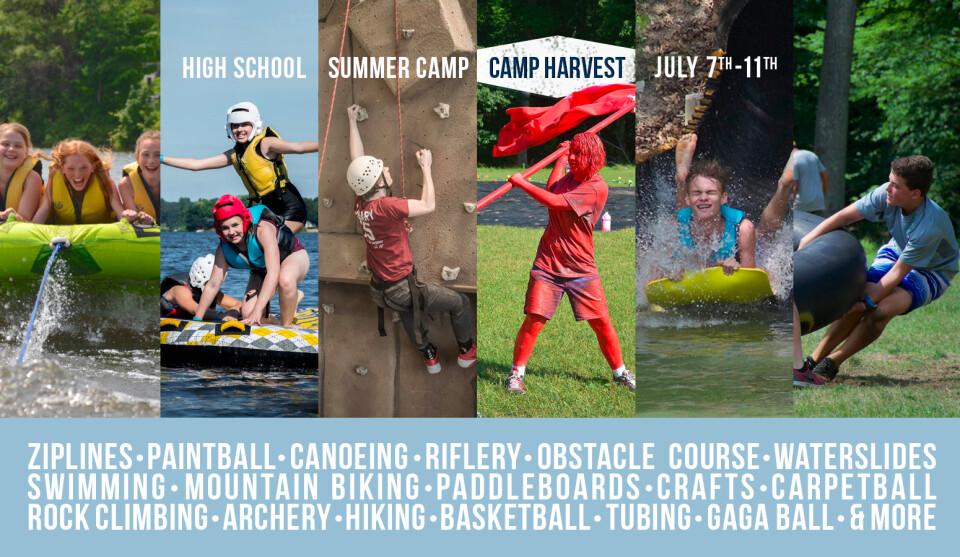 Camp Harvest | High-School