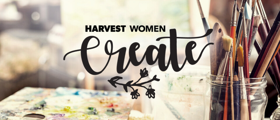Create | Hand-Lettering Workshop