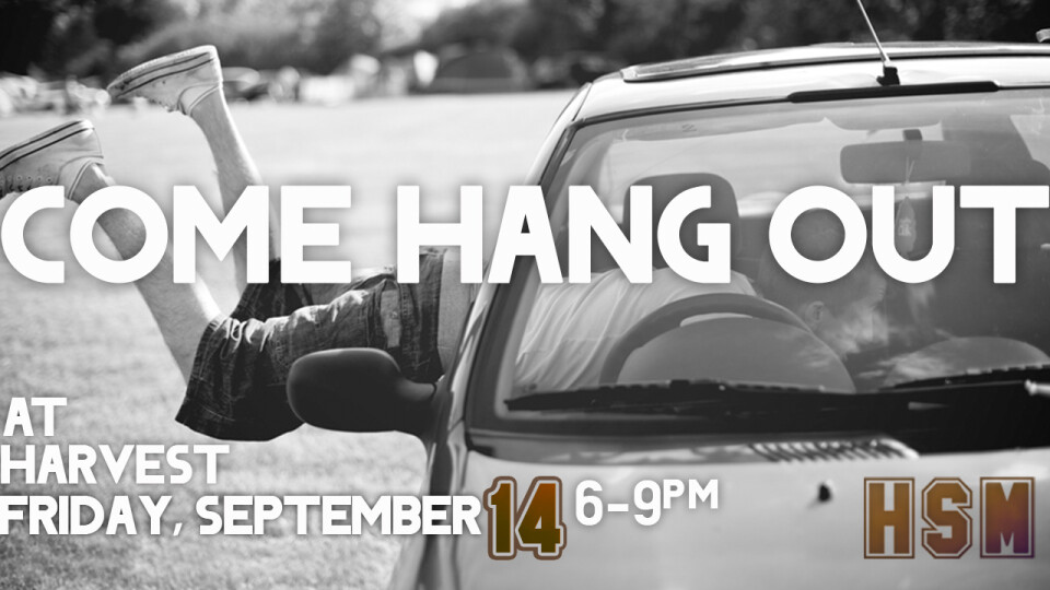 Student Ministry | Hang out @ Harvest