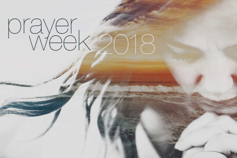 Prayer Week 2018