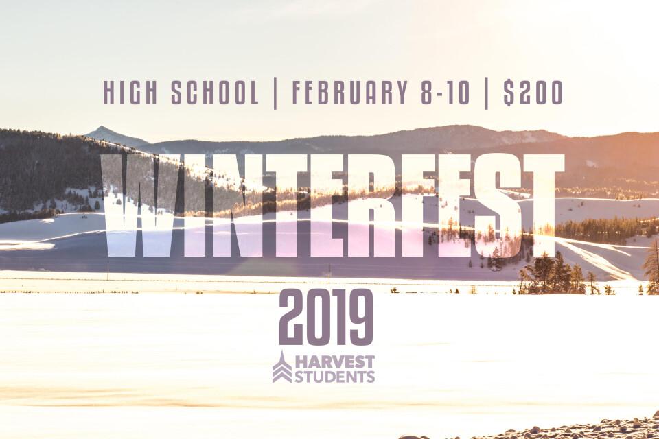 Winterfest High-school 2019