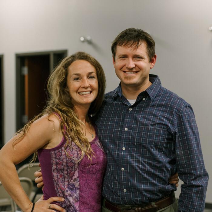 Josh and Nikki Berg