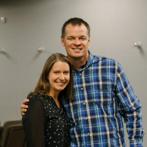 Brad and Kelly Lynde