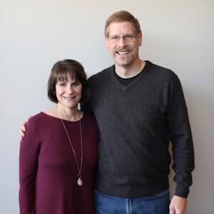 Doug and Lisa Bushman