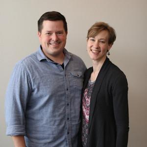 Sam and Sarah Snyder