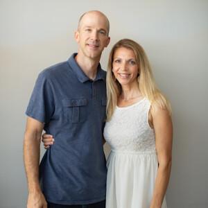 Darin and Sarah Sterenberg