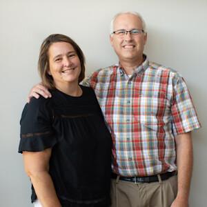 Jim and Carline Jepson